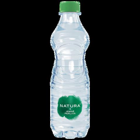 Natura Medium Jemně PET 0,5l