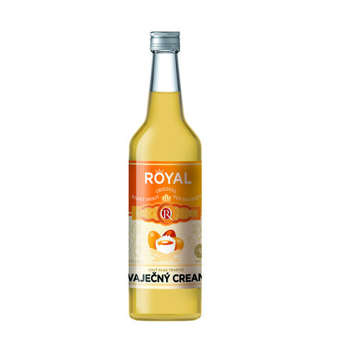 ROYAL Vaječný Cream 15% 0,5l
