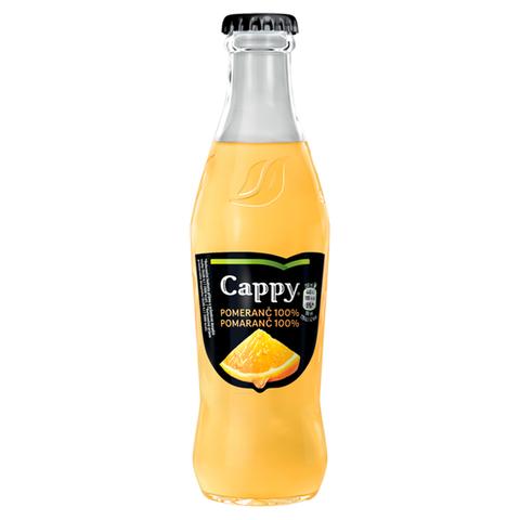 Cappy VL 0,25l Pomeranč 100%