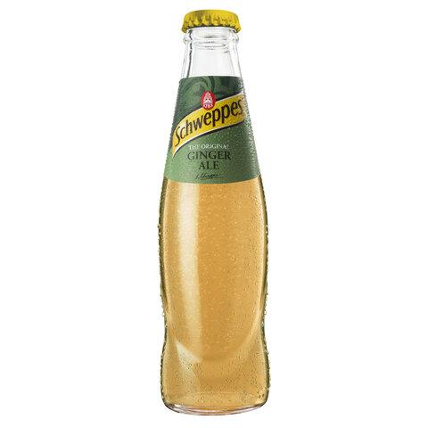 Schweppes Ginger Ale VL 0,25l