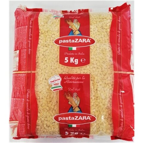 TĚSTOVINY Hvězdičky Stelle 5kg ZARA