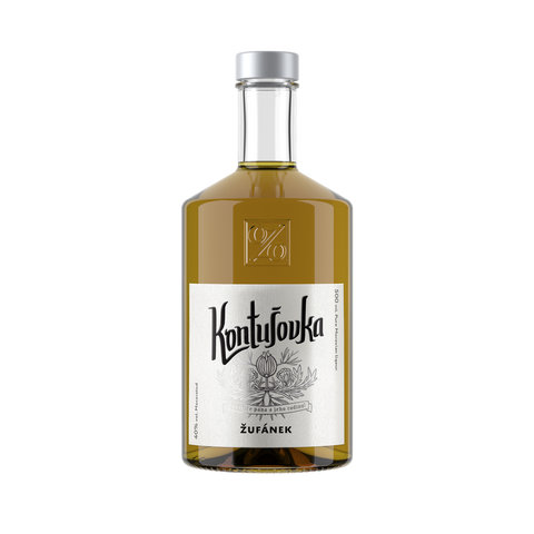 Žufánek Kontušovka 40% 0,5l