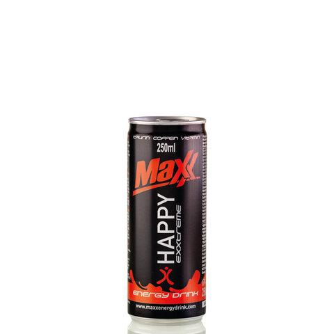 Maxx Energy Drink PLECH 0,25l