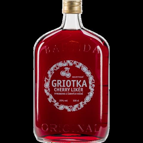 BARTIDA Griotka Višňový Likér 20% 1,0l