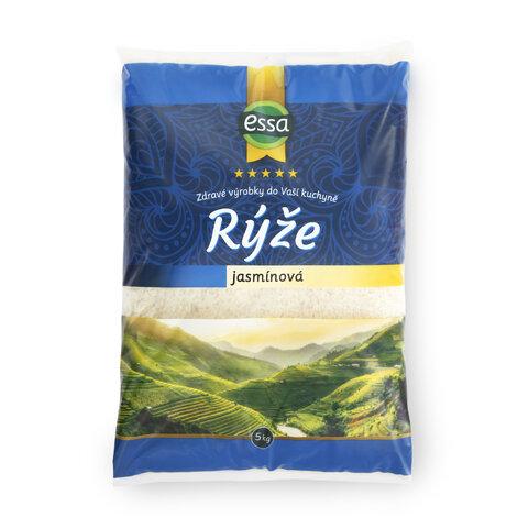 Rýže Jasmínová 500g ESSA