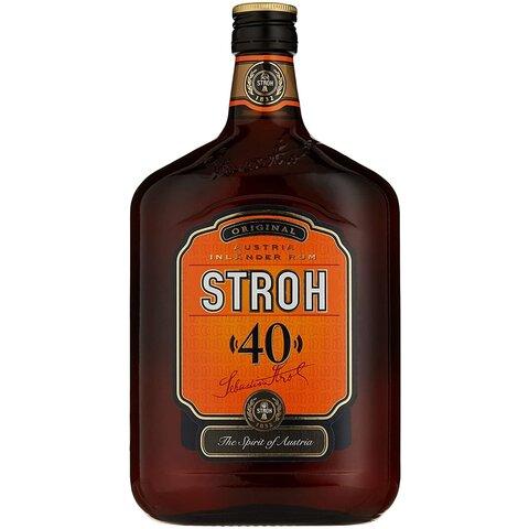 Rum Stroh Jagertee 40% 1,0l
