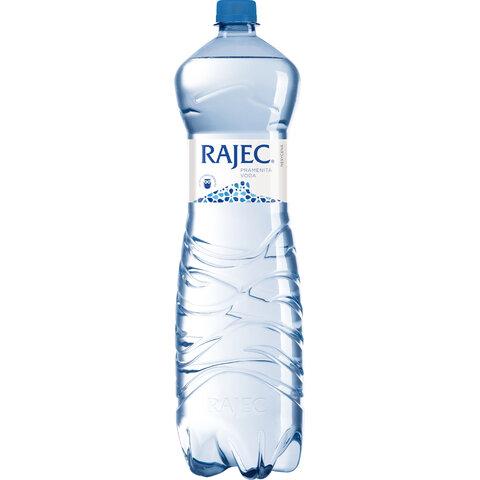 Rajec Voda Neperlivá PET 1,5l