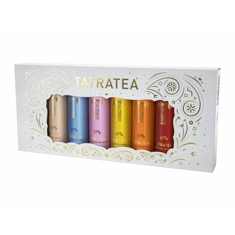 TatraTea SET MINI 6x40ml 17%-67%