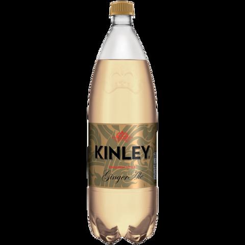 Kinley Ginger Ale PET 1,5l Tonic