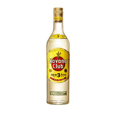 Rum Havana Club 3yo Anejo 40% 0,7l