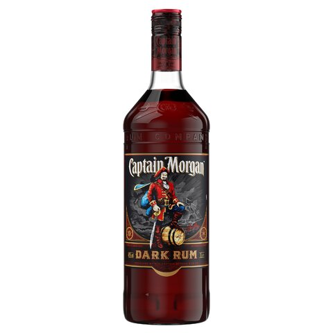 Cpt. Morgan Dark Rum Jamaica 40% 1,0l