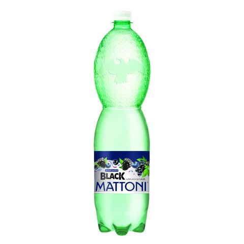 Mattoni PET 1,5l Black Černý rybíz