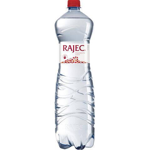 Rajec Voda Perlivá PET 1,5l