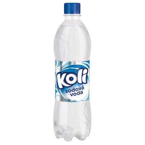 Koli Sodová Voda PET 0,5l