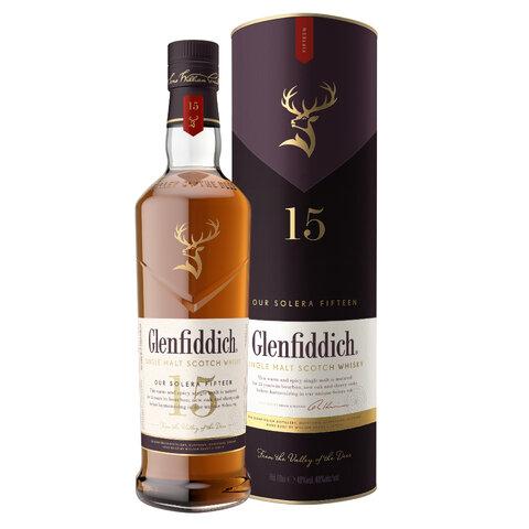 Glenfiddich 15yo 40% 0,7l