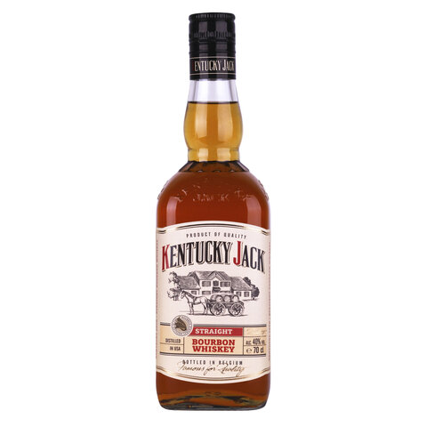 Kentucky Jack Bourbon 3yo 40% 0,7l