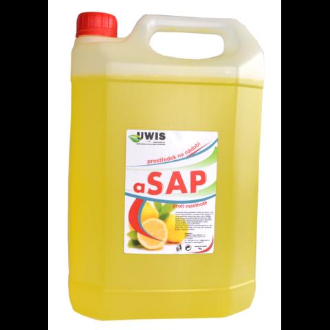 UWIS NÁDOBÍ mycí prostředek aSAP 5l