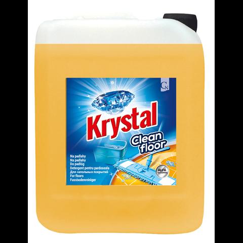 Krystal Pomeranč Clean Floor/Podlaha 5l