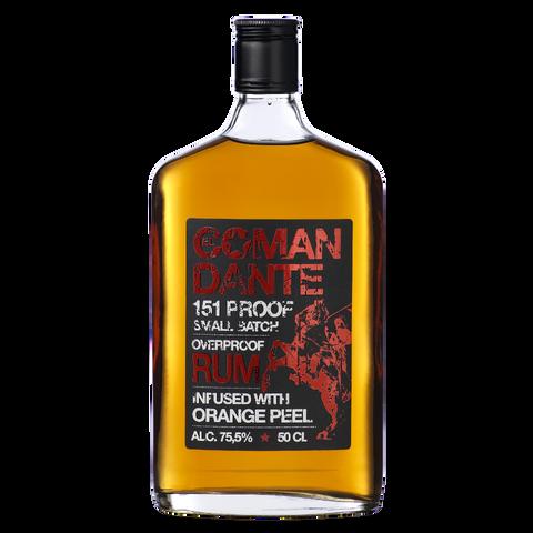 Rum El Comandante Overproof 75,5% 0,5l