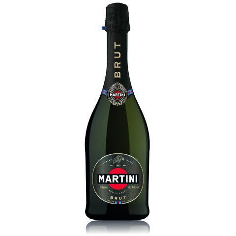 Martini Brut Sparkling 0,75l