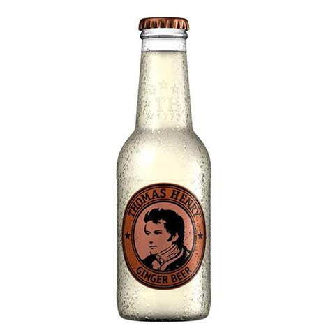 Thomas Henry Ginger Beer Water 0,2l