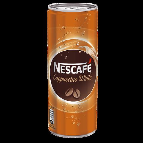 Nescafe 0,25l White Cappucino PLECH