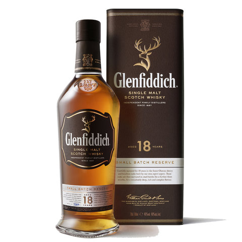 Glenfiddich 18yo 40% 0,7l