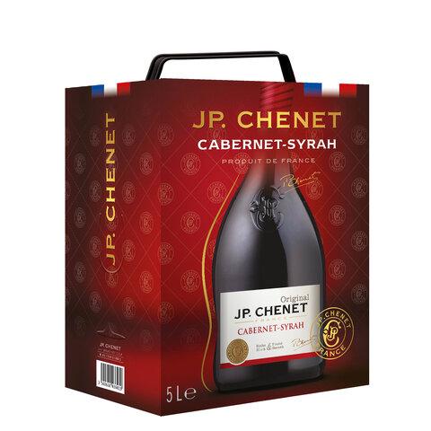 J.P.Chenet Cabernet Syrah BIB 5,0l