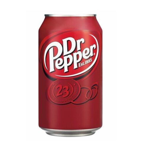 Dr. Pepper PLECH 0,355l
