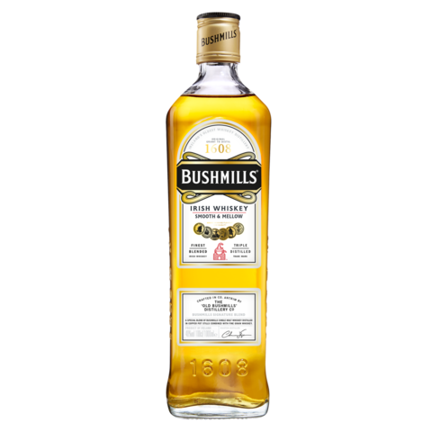 Bushmills Irish 40% 1,0l