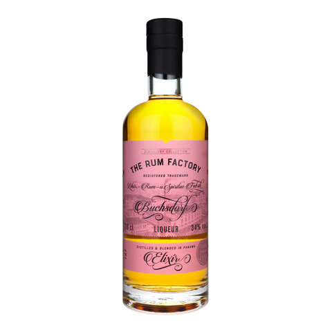 Rum Factory Elixír 34% 0,7l