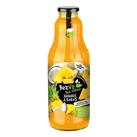 Madami Ovocný nápoj koncentrát Ananas Kokos 1,0l