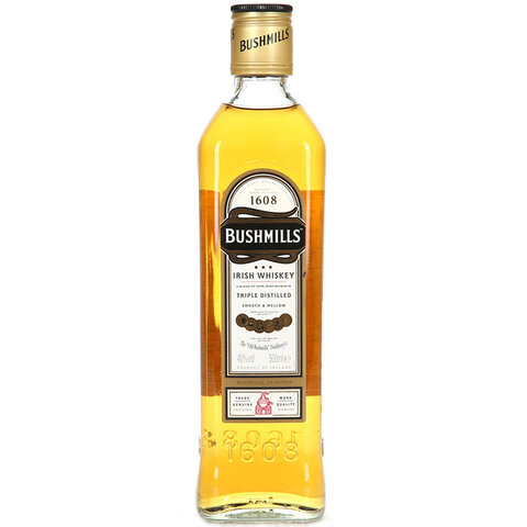 Bushmills Irish 40% 0,5l