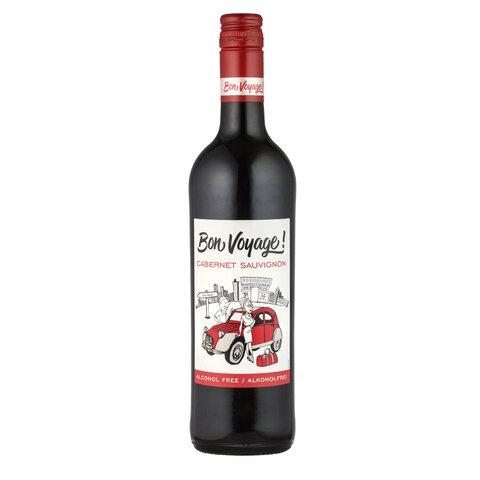 Bon Voyage Cabernet Sauvignon BEZ ALKOHOLU 0,75l