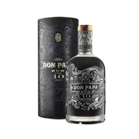 Rum Don Papa 10yo 43% 0,7l TUBA
