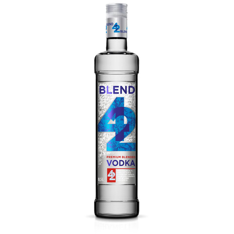 Vodka Blend 42´ 42% 0,5l
