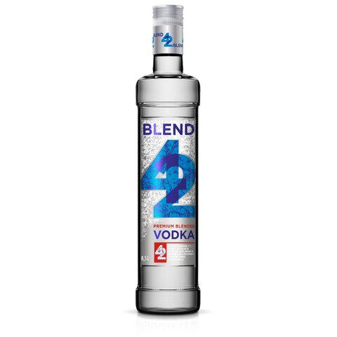 Vodka Blend 42´ 42% 0,5l GB