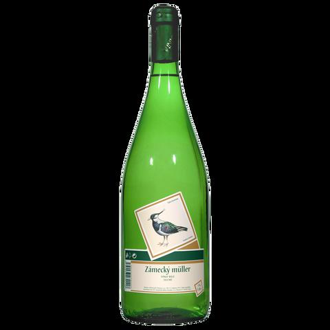 Čejkovice Zámecké Muller Thurgau NL 1,0l
