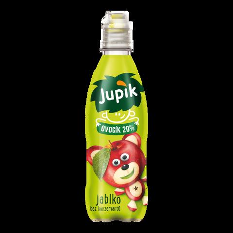 Jupík Funny Fruit Jablko PET 0,33l