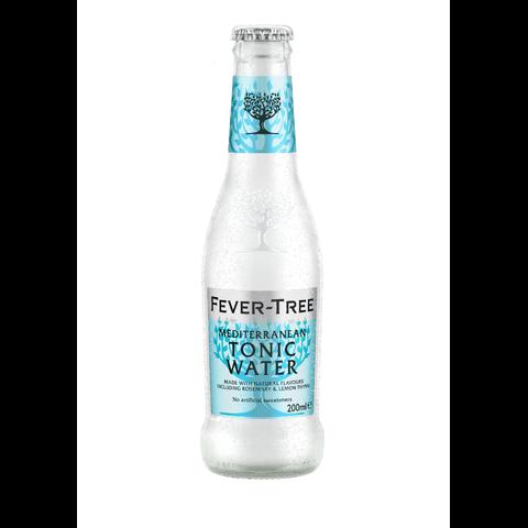 FT Mediterranean Water (modrá) 0% 1ks 0,2l