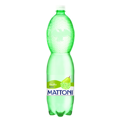 Mattoni PET 1,5l Hruška