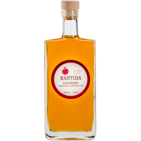 Bartida Calvados 40% 0,7l