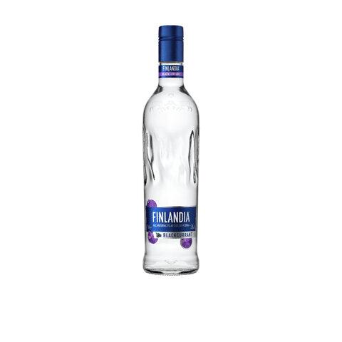 Finlandia Blackcurrant 37,5% 0,7l