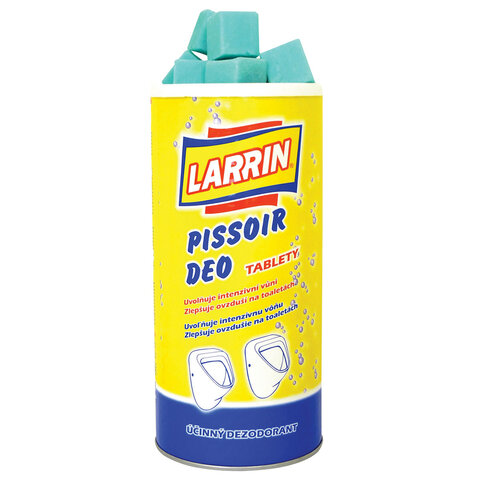 Tablety Do Pisoáru LARRIN 900g