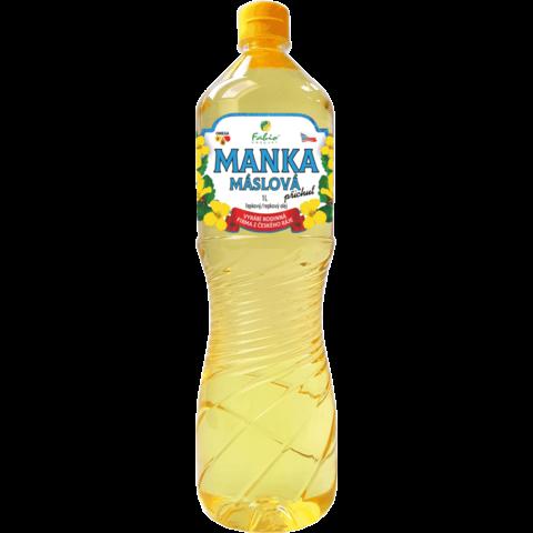 Olej Máslová Manka 1,0l