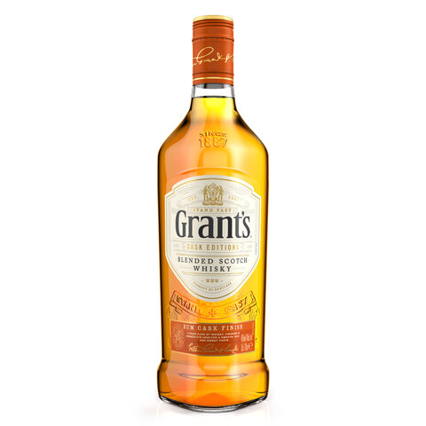 Grants Rum Cask Finish 40% 0,7l