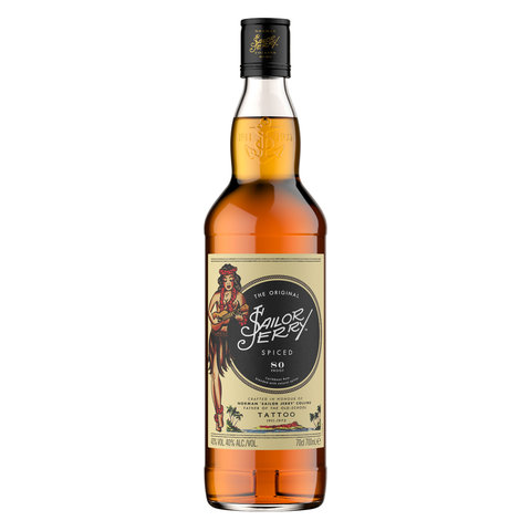 Rum Sailor Jerry Spiced 40% 0,7l
