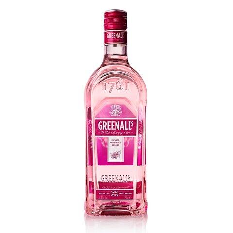 Gin Greenall´s Wild Berry 37,5% 0,7l