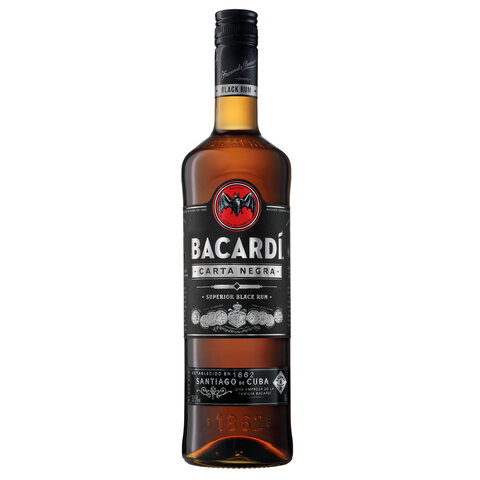 Rum Bacardi Carta Negra 40% 0,7l