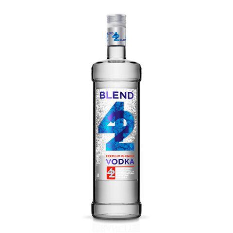 Vodka Blend 42´ 42% 1,0l
